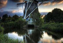 Netherlands & Belgium / Sightseeing