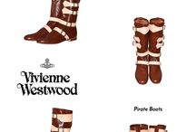 Check out Vivienne Westwood Pirate Boots