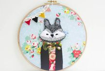Embroidery / by Michelle Schmidt