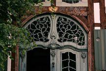 Самые красивые двери