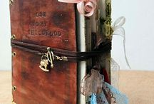 Superb Scrapbooking Books / by Pam Hurt