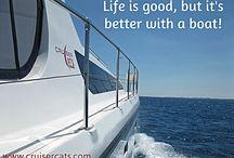 Inspiration / Boating inspiration