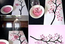 schilderen/knutselen