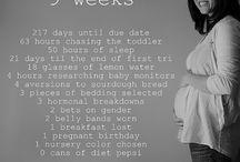 9 weeks; work; cloth diapering / by Taylor Crook