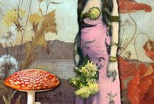 ART- collages sensilbles