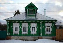Ryska hus