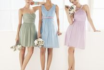 Bridesmaids Dresses / by Courtney M.