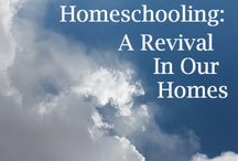 Homeschool / by Kelly Honea