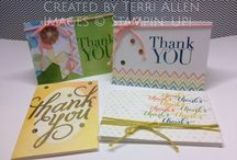 Watercolor wonder note cards