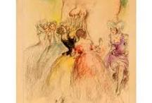 Watercolor / by Harriet Julo