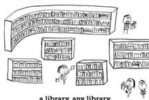 Libraries-Humor And Quotes