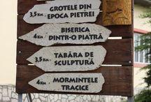 Dealul Istrita / Vizitati zona turistica Dealul Istrita: Biserica dintr-o piatra, Necropola tracica, Grotele preistorice, Tabara de sculptura, Satul Dacic, Chilie lui Ambrozie!