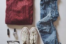 with white *converse*