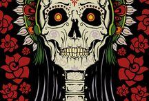 Culture - Dias de los muertas
