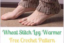 knitting nd crochet