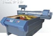 XIS 3959 Digital Flatbed UV Printer