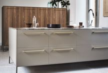 Unit / Unit kitchen cabinet system from Cesar New York.