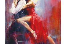 Art - The Temptation of Tango