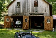 Barns/Garages / by Ash Agnew