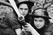 Women in the Second World War