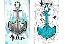 Stikers / Sticker series