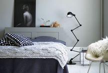 Bedroom / Chambre / #chambre #bedroom #home #deco