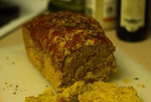 Beer Bread / Baked good from craft beer