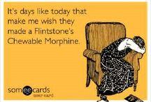 F*** Menopause / Seriously, WTF? Menopause sucks.