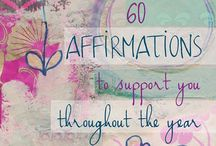 Affirmations for Your Journey