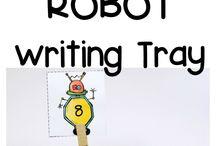 Robots and Robot Activities for Kindergarten