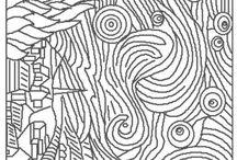 Coloring Pages / by Child, Adolescent, and Adult Treatment Specialists