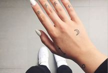 cute tattoo's