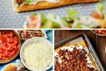 Easy dinner ideas!