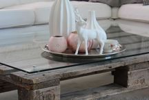palete coffee tables