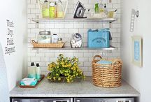 Laundry Space Ideas