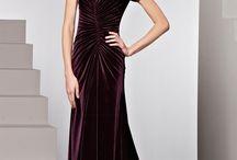 Velvety Dress