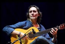Vicente Amigo: March 23, 2016 / Since the beginning of our flamenco series, Vicente Amigo has been one of our most-requested artists, his troupe's appearance in Austin will be epic.