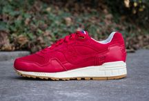 Saucony Shadow 5000 x Pack Bodega Red