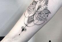 onderarm tattoeges