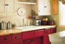 Current Kitchen Redo / by Heather Dixon Harris