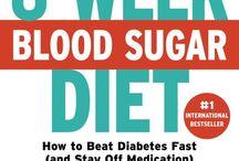 8 week blood sugar diet