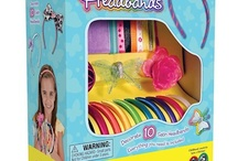 Crafts for Girls / Find a variety of craft projects and kits that are great especially for girls. / by Sherri Osborn {Family Crafts}