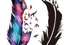 Tatuaże Wrona Crow