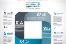 Information design / 어떤 사태에 관한 지식을 시각적으로 명확히 나타내어 보여주는 것