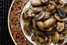 Mushrooms / by Jim Barron