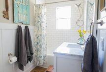 Home: Bathroom / by Suheiry Feliciano