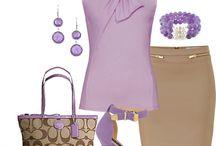 Fashion / Flotte kombinasjoner med klær