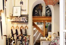 La boutique / La boutique Mistercanne au 5 Rue Rossetti à Nice.