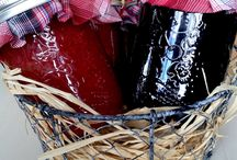 homemade jam/canning