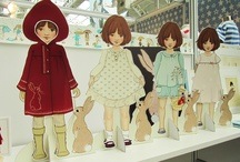 Belle and Boo / Welcome to the world of a bob haired little girl called Belle and her adorable bunny friend Boo – a charming world of innocence, warmth and adventure. Belle and Boo is a British lifestyle brand known for original, nostalgic 'story book' illustrations of children. Purchase on line today.